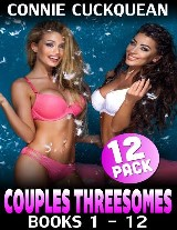 Couples Threesomes 12-pack : Books 1 to 12