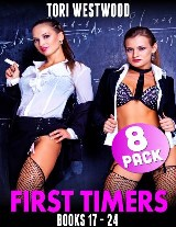 First Timers 8-pack : Books 17 to 24