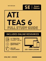 ATI TEAS 6 Full Study Guide 3rd Edition