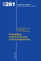 Investigating Conflict Discourses in the Periodical Press