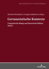 Germanistische Kontexte