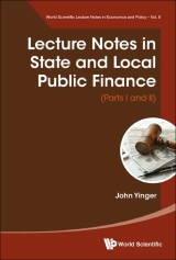 Lecture Notes in State and Local Public Finance