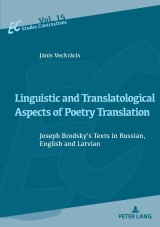 Linguistic and Translatological Aspects of Poetry Translation