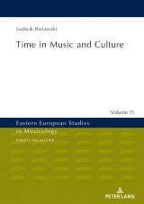 Time in Music and Culture