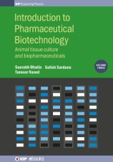 Introduction to Pharmaceutical Biotechnology, Volume 3