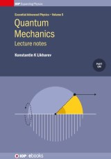 Quantum Mechanics: Lecture notes