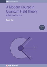 A Modern Course in Quantum Field Theory, Volume 2