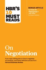 HBR's 10 Must Reads on Negotiation (with bonus article