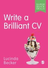 Write a Brilliant CV