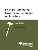 DevOps Automated Governance Reference Architecture