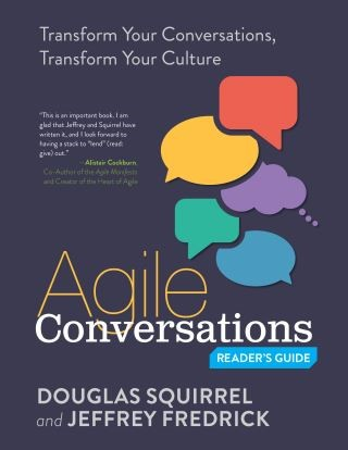 Agile Conversations Reader's Guide