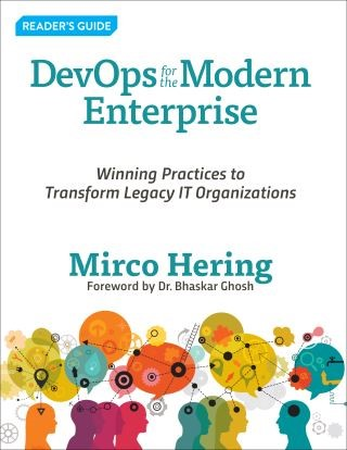 DevOps for the Modern Enterprise Reader's Guide