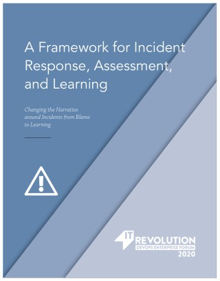 A Framework for Incident Response