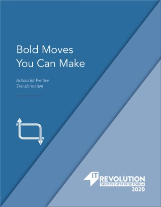 Bold Moves You Can Make