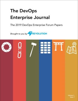 The 2019 DevOps Enterprise Journal Vol 1