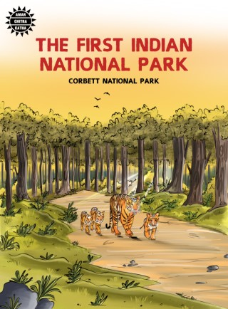The First Indian National Park